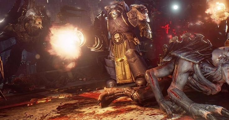 Space Hulk: Deathwing just got a big new update