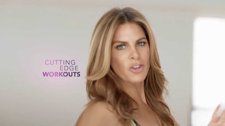 See the new Jillian Michaels workout with Curves- #blufftoncurves