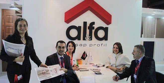 İzmir'de bulunan tesislerinde mobilya sektörüne PVC, ahşap, high gloss ve kağıt kaplamalı profiller, süpürgelikler ve paneller üreten Al-fa üretiminin %40'ını 20 ülkeye ihraç etmektedir.…