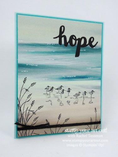 Wetlands Serene Scenery = Fabulous Card