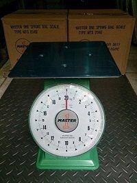 Harga Timbangan Manual , Merk Master One, Kapasitas 20 Kg, Pan size 23 cm x 23 cm , Harga ...