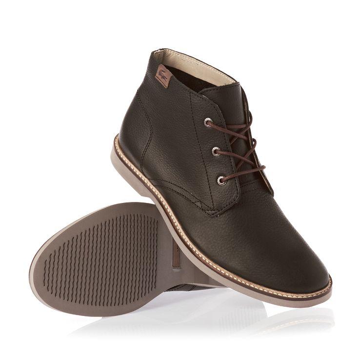 lacoste shoes lacoste sherbrooke hi 6 srm shoes blk