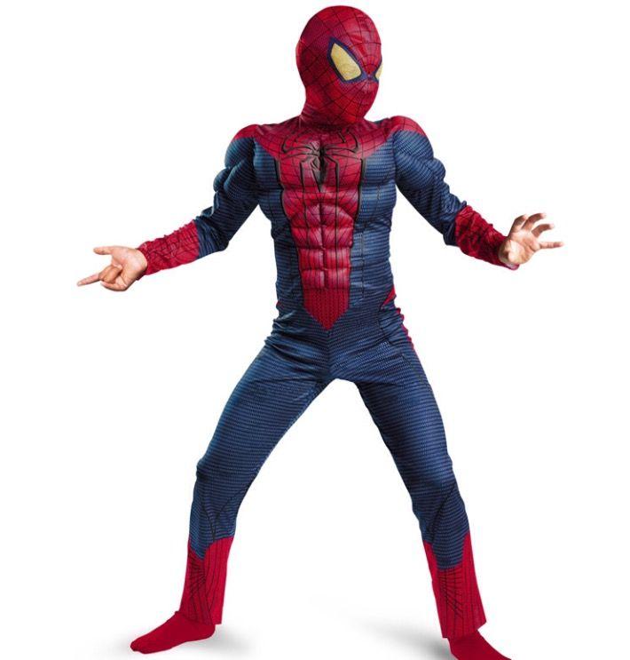 Kinder kostuum Spiderman