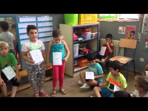 Amigos del 10: actividad infantil 5 años - YouTube