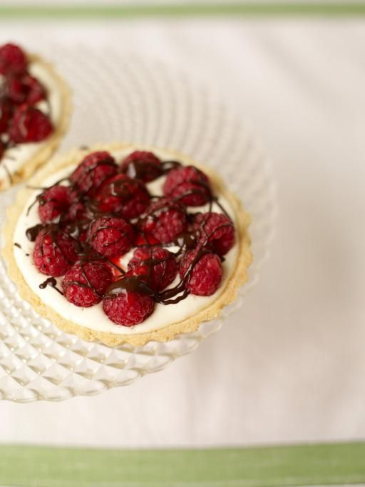 raspberry & mascarpone tarts | Jamie Oliver | Food | Jamie Oliver (UK)