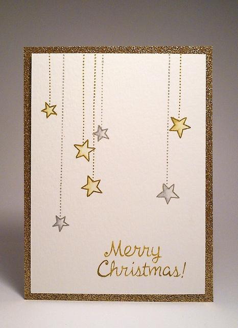 Merry Christmas stars by yainea, via Flickr