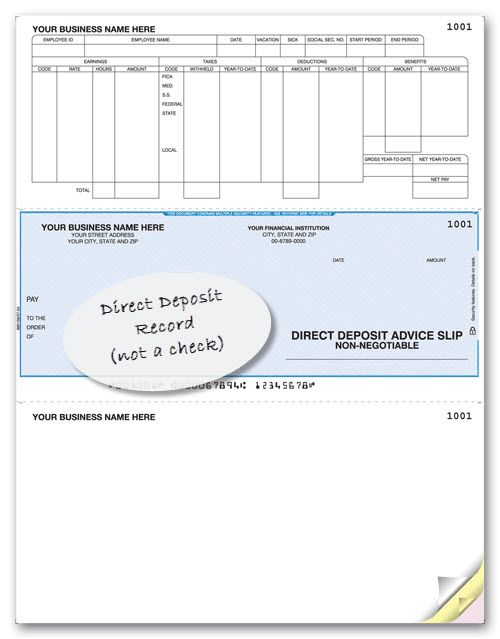 45 best Bank Deposit Products images on Pinterest Bank deposit - payment slips
