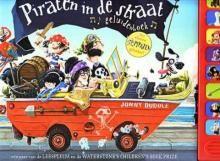 Piraten in de straat: geluidenboek - Jonny Duddle