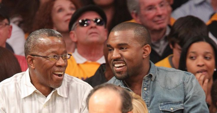 Kanye West has revealed that his father, Ray West, once worked as a paparazzo;  Ray West, is a former Black Panther and was one of the first black photojournalists at The Atlanta Journal-Constitution