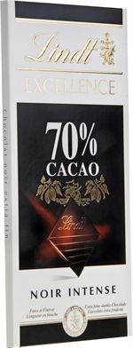 LINDT EXCELLENCE 70% CACAO