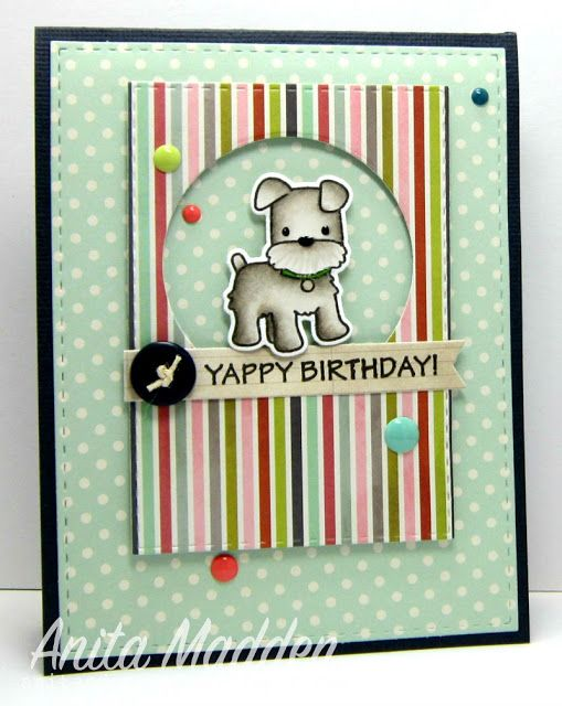 Just A Pigment Of My Imagination: Yappy Birthday To You