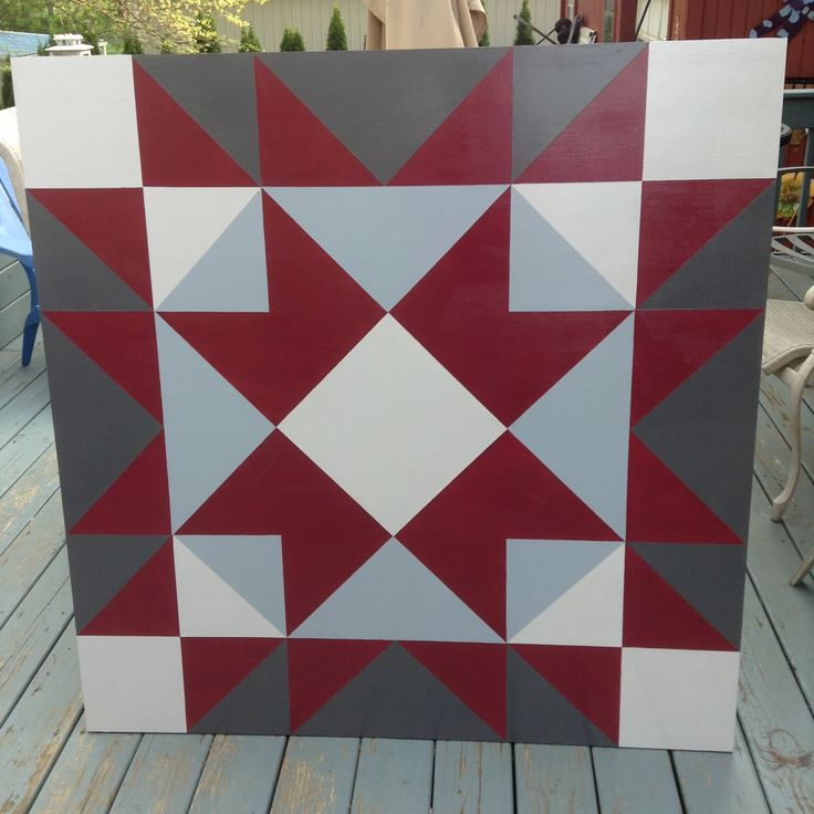 343 Best Barn Quilts Images On Pinterest Barn Boards Barn Quilts