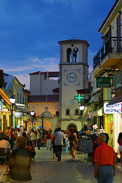 Center of Preveza
