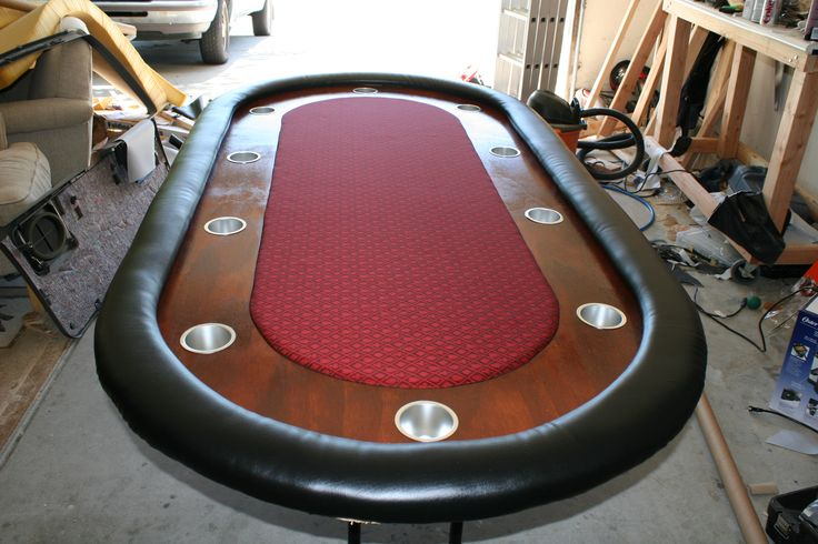 79 Best Poker Table Images On Pinterest Card Tables