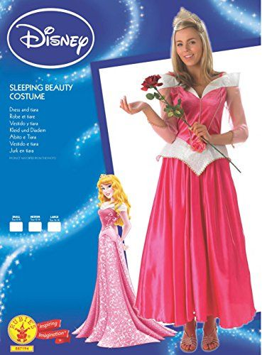 Disney Sleeping Beauty Costume  Adult Medium * Check this awesome product by going to the link at the image.