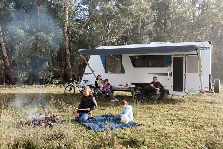 Roasted marshmallows by the camp fire. No fighting over which bedroom each of the children get, and out of WiFi range so they can have fun the same way you did as a kid outdoors!  Jump into an Avida caravan and make this a reality.