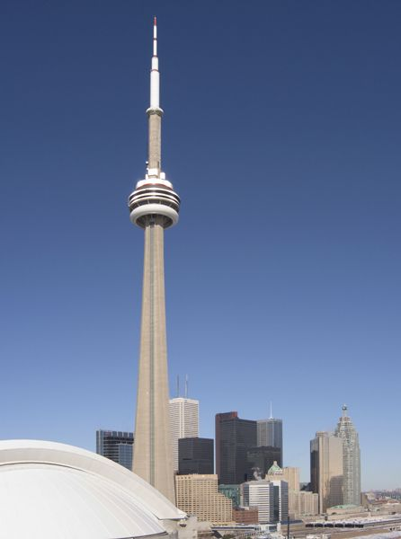 Records - CN Tower