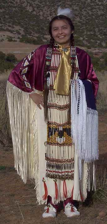 Native American Indian Wedding Traditional Dresses