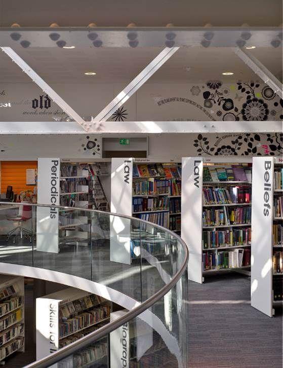 interior design library winchester discovery centre 2008 hampshire county council - Hcc Interior Design
