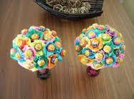 Risultati immagini per chupa chups decorados flor