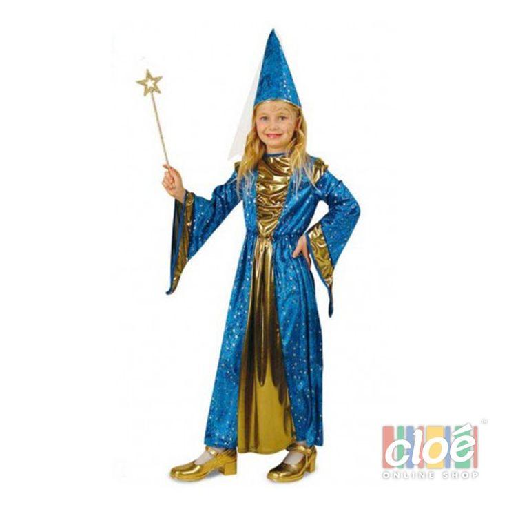Costum pentru Halloween/Serbare Zana Noptii 116 cm