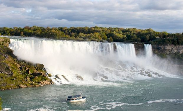 Embassy Suites by Hilton Niagara Falls - Niagara Falls, Canada: Stay with Couples or Family Package at Embassy Suites by Hilton Niagara Falls in Ontario. Dates into November.