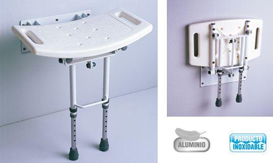 barra abatible para baño de discapacitados - Buscar con Google ...
