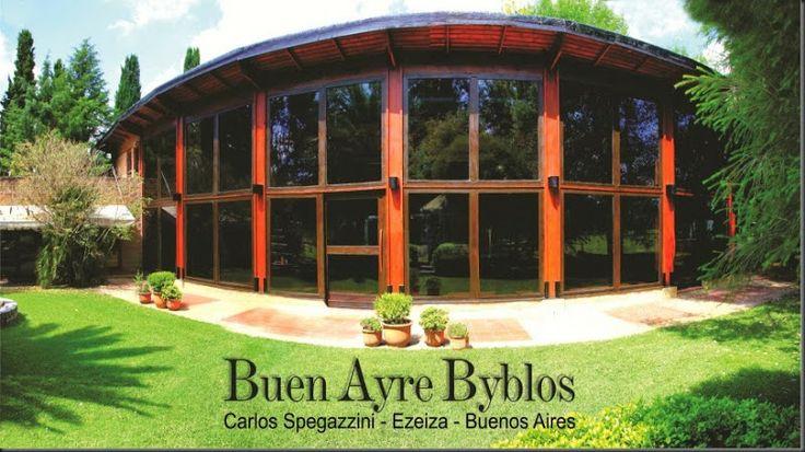 Buen Ayre Group: Salones para eventos Buen Ayre Byblos