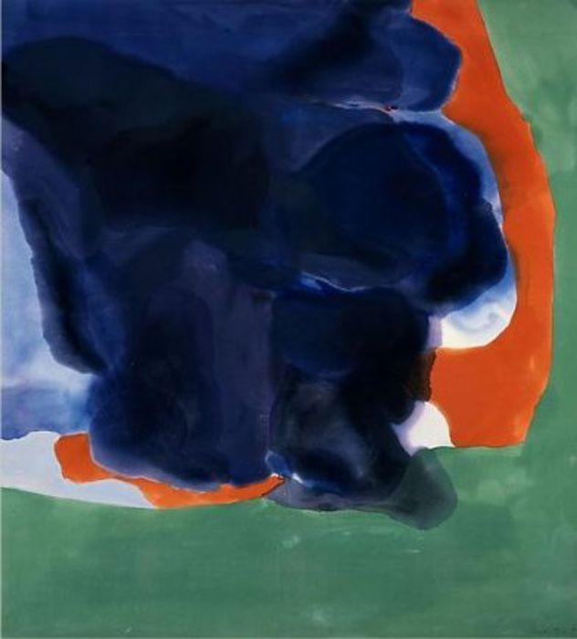 Helen Frankenthaler, Coalition,1968