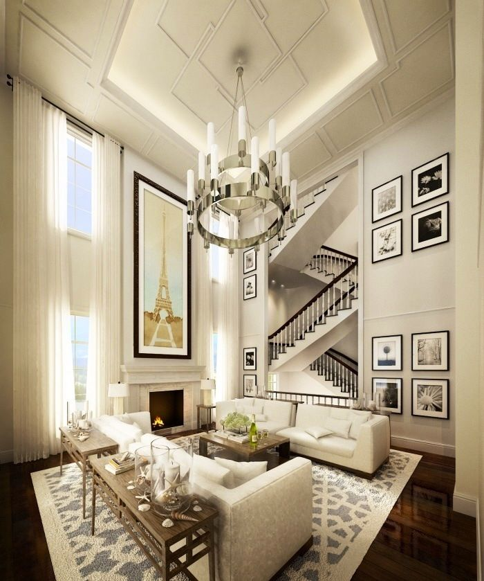 living room high ceiling best 25 high ceiling living room ideas on 16552