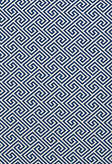 St. Tropez Schumacher Fabric