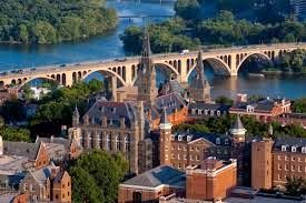 Georgetown University is a private research University in Washington, D.C. This is believed the oldest Jesuit and catholic institution for higher education in United States that was actually founded in 1789.