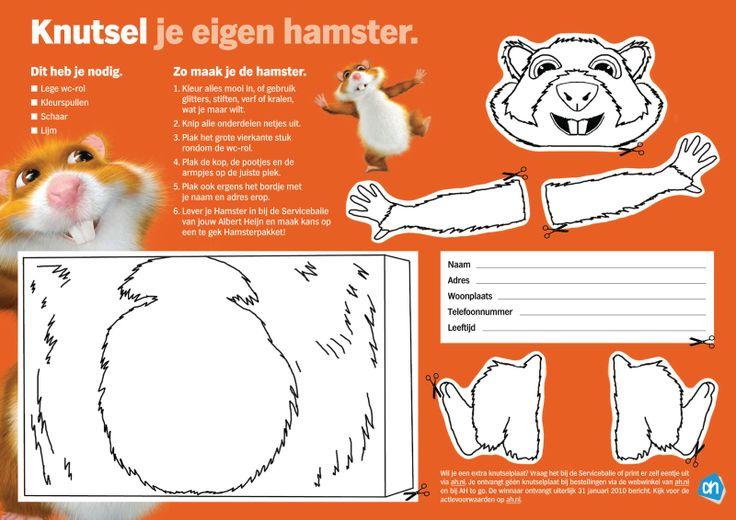 De hamsterweken zijn gericht op boodschappers met kinderen. Albert Heijn richt zich dus ook op de kinderen. Er was voorheen een speciale hamster site voor kinderen. Tegenwoordig worden er knutselactiviteiten georganiseerd voor kinderen.