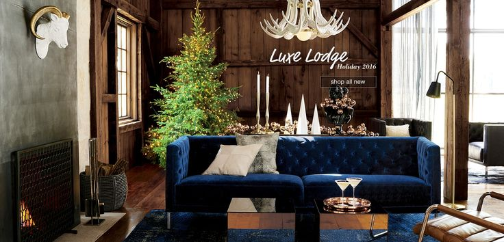 luxe lodge holiday