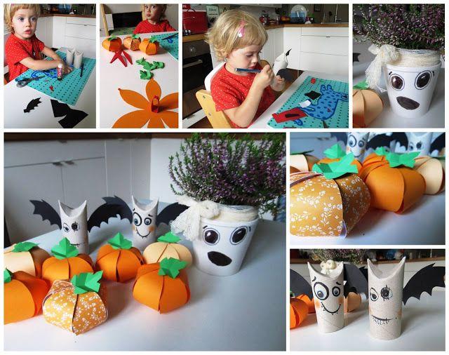 RecyDrops: Podzim ve školce...