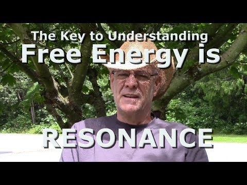 Gerard Morin: Understanding what Resonance is and what it can do - YouTube