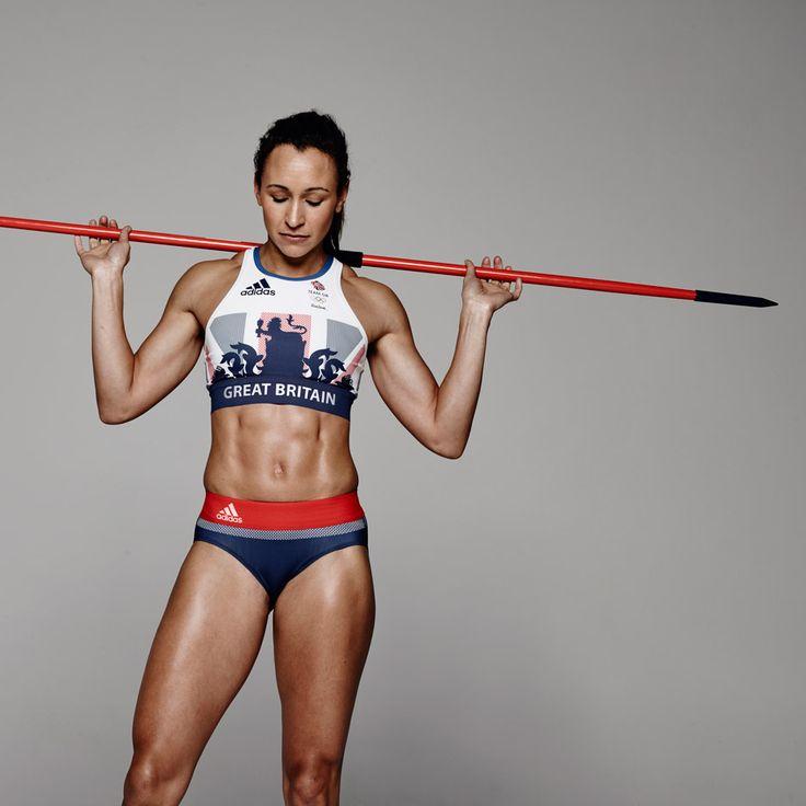 Team GB athletes Adidas outfits – Rio 2016 Olympics, designed by fashion designer Stella McCartney