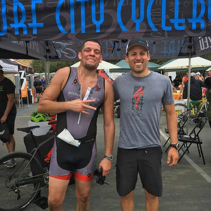 """83 Likes, 5 Comments - Diaz Brothers Fan Page (@diazbrothers.209) on Instagram: """"@surfcitycyclery -  Great see Diaz brothers @natediaz209 at the @xterraoffroad triathlon yesterday…"""""""