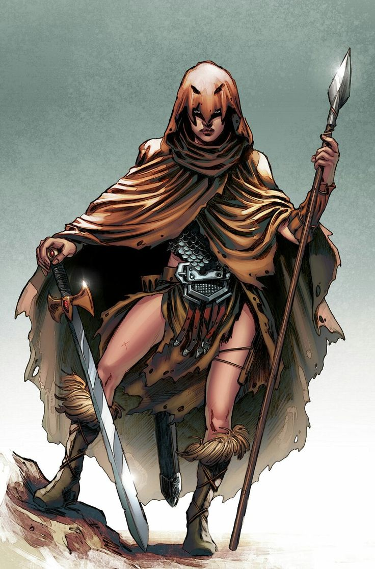 The Red Sonja reboot looks very promising AND it has Gail Simone's blessing.