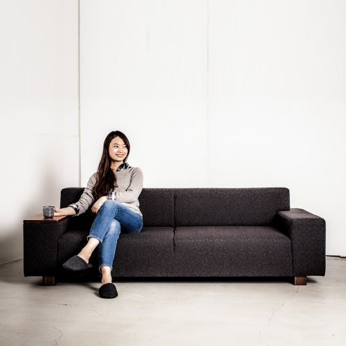 ブリック ソファ 3人掛け BRICK sofa 3P - フランネルソファーのソファ通販 | リグナ