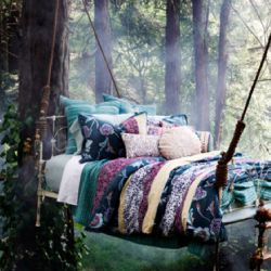 photography shoot from Ditte Isager. It reminds me of a mid summer nights dream for some reason.