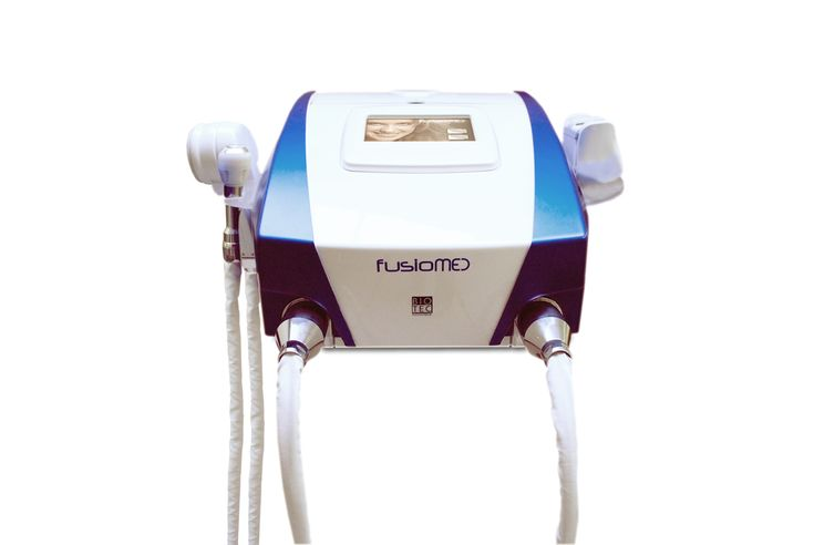 FusioMed Ice is a compact multifunctional platform providing effective treatment of #wrinkles, facial and body #skin #laxity, #acne and enlarged #pores, localised #fat and #cellulite, both oedematous and fibro-sclerotic, and it is also extremely effective in treatments before and after #liposuction. It uses 5 different technologies: monopolar #radiofrequency, bipolar radiofrequency, low frequency #cavitational #ultrasound, sub-dermal #vacuum #massage and #liposhock.
