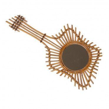 Plus de 1000 id es propos de accessoires vintage sur for Mini miroir rotin
