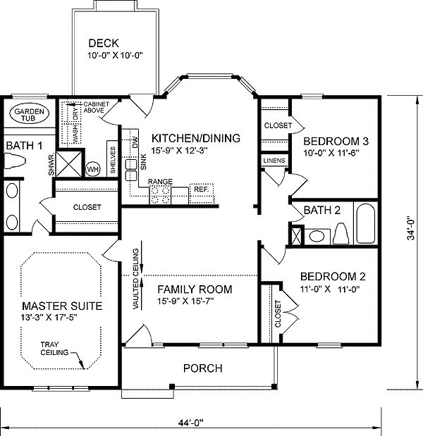 164 best House plans images on Pinterest Arquitetura, Future house - best of blueprint country house