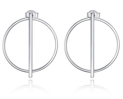 Unique design sterling silver earrings  Free Shipping