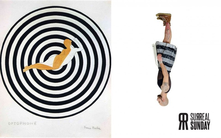 SURREAL SUNDAY-T-unisex skirts-art intentions-Francis-Picabia-Optophone-I-1922-