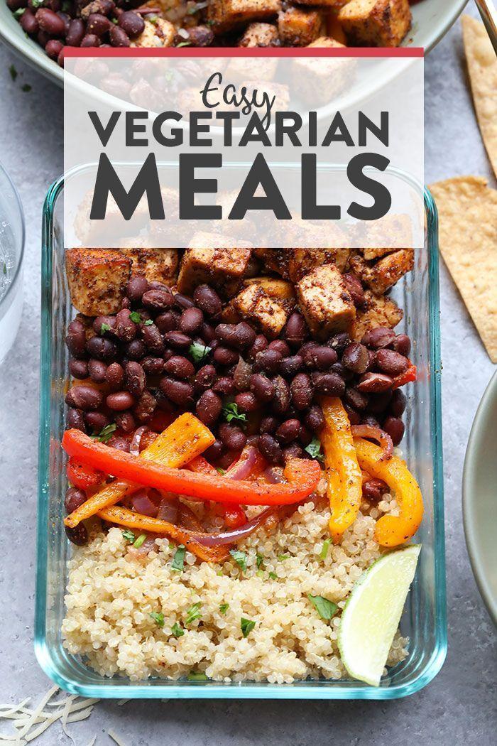 Easy Vegetarian Meals Video Vegetarian Recipes Easy Vegetarian Meal Prep Easy Vegetarian