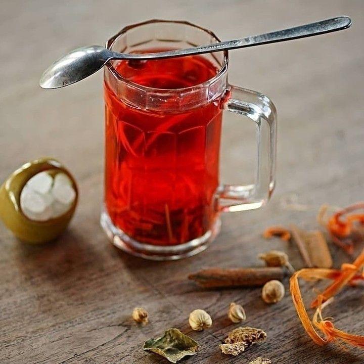 Resep Wedang Uwuh Dan Cara Membuatnya Resep Minuman Smoothies Minuman Sehat Minuman