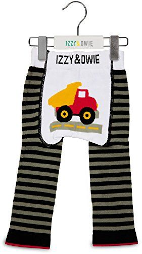 Gray and Black Truck 612 Month Baby Leggings >>> You can find more details by visiting the image link.