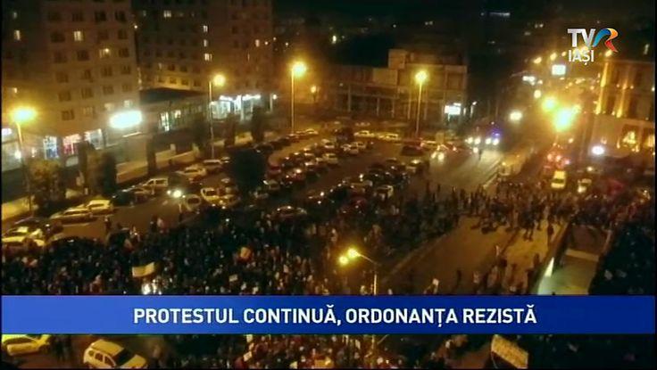 România, vremea protestelor!